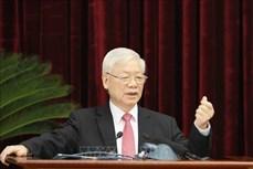 Tổng Bí thư, Chủ tịch nước Nguyễn Phú Trọng: Khẩn trương chuẩn bị, tiến hành thắng lợi cuộc bầu cử đại biểu Quốc hội và HĐND các cấp nhiệm kỳ 2021-2026