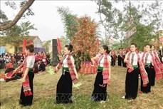 Lễ hội Hết Chá ở Mộc Châu hướng tới xây dựng, bảo vệ cuộc sống hạnh phúc cho người dân