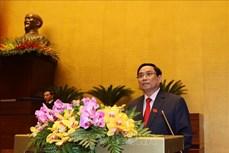 Kỳ họp thứ 11, Quốc hội khóa XIV: Ông Phạm Minh Chính được bầu giữ chức Thủ tướng Chính phủ nhiệm kỳ 2016 - 2021