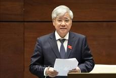 Bộ Chính trị chỉ định ông Đỗ Văn Chiến giữ chức Bí thư Đảng đoàn Mặt trận Tổ quốc Việt Nam nhiệm kỳ 2019 - 2024