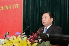 Học viện Chính trị quốc gia Hồ Chí Minh giới thiệu ông Nguyễn Xuân Thắng, Ủy viên Bộ Chính trị, Giám đốc Học viện, Chủ tịch Hội đồng Lý luận Trung ương ứng cử đại biểu Quốc hội khóa XV