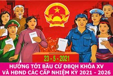 Quảng Nam đa dạng hóa hình thức tuyên truyền về bầu cử đến đồng bào dân tộc thiểu số