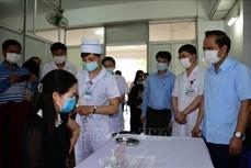 Việt Nam đã có 106.929 người được tiêm vaccine COVID-19
