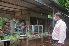 """Tổ phòng, chống COVID-19 cộng đồng ở Đắk Lắk - """"Lá chắn"""" bảo vệ buôn làng"""