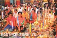 Dân tộc Khmer