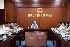 Lai Châu lắng nghe doanh nghiệp và người dân, nâng cao hiệu quả cải cách hành chính