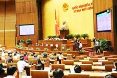 Kỳ họp thứ 9, Quốc hội khóa XIV: Thông qua 3 Nghị quyết và thảo luận nhiều nội dung quan trọng