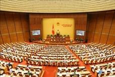 Kỳ họp thứ 9, Quốc hội khóa XIV: Góp phần bảo vệ vững chắc chủ quyền lãnh thổ, an ninh biên giới quốc gia