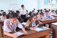 Tăng cường ôn tập kiến thức trước kỳ thi tốt nghiệp Trung học Phổ thông cho học sinh ở Cao Bằng
