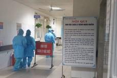 Dịch COVID-19: Có 10/25 người đang điều trị cho kết quả âm tính với SARS-CoV-2