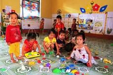 Thái Nguyên đầu tư 36 tỷ đồng kiên cố hóa trường lớp học cho đồng bào dân tộc vùng sâu, vùng xa