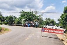 Kiểm soát, không để các loại dịch bệnh lây lan trong cộng đồng ở Đắk Lắk