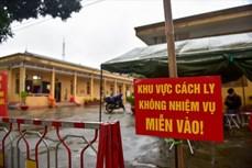 Dịch COVID-19: Việt Nam không ghi nhận thêm ca dương tính