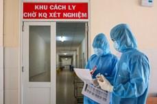 Dịch COVID-19: Có 5/67 người đang điều trị đã âm tính với SARS-CoV-2