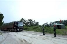 Điện Biên: Chủ động phòng ngừa, ngăn chặn dịch COVID-19 trên tuyến biên giới