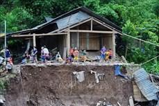 Khẩn trương khắc phục hậu quả trận lũ quét tại huyện Nậm Pồ, Điện Biên