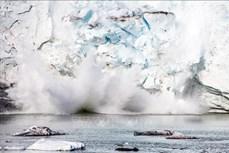 Băng trên đảo Greenland đang tan nhanh đến mức không thể hồi phục