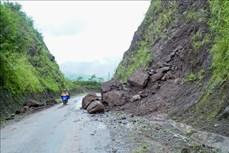 Điện Biên: Tình người trong lũ dữ Nậm Pồ