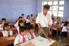 Ninh Thuận nỗ lực tăng chất lượng dạy tiếng dân tộc thiểu số trong năm học 2020 - 2021