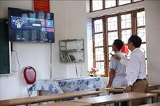 Năm học mới ở những ngôi trường vùng cao tỉnh Nghệ An