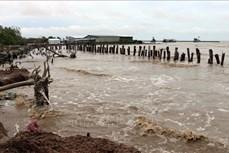 Kiên Giang hỗ trợ cho hộ dân bị thiệt hại do thiên tai