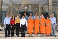 Đồng bào Khmer ở Sóc Trăng đón lễ Sene Đôlta trên tinh thần đoàn kết, an toàn, tiết kiệm