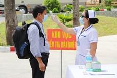 Dịch COVID-19: Việt Nam không ghi nhận ca mắc mới; chủ động phòng, chống dịch trong tình hình mới