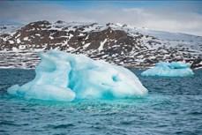 Lượng băng bao phủ ở Bắc Băng Dương giảm xuống gần mức kỷ lục trong hơn 4 thập kỷ