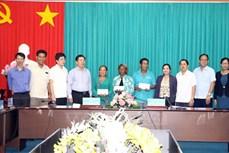Ủy ban Dân tộc làm việc với tỉnh Sóc Trăng về Chương trình phát triển kinh tế - xã hội vùng đồng bào dân tộc thiểu số và miền núi 