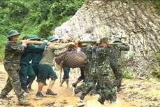 Sơn La: Hủy nổ thành công quả bom nặng khoảng 600 kg sót lại sau chiến tranh