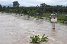 Kon Tum: Cảnh báo lũ tại các lưu vực sông lớn