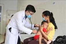 Bệnh tay chân miệng bùng phát mạnh tại Đắk Lắk