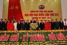 Ông chí Lê Tiến Châu tái đắc cử Bí thư Tỉnh ủy Hậu Giang