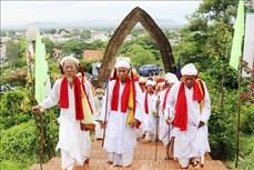 Đồng bào Chăm Ninh Thuận rộn ràng đón lễ hội Katê 2020
