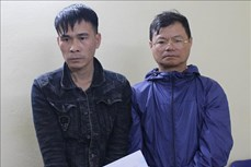 Sơn La: Bắt giữ hai đối tượng mua bán 6.000 viên ma túy tổng hợp