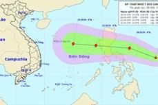 Cảnh báo những thông tin giả mạo liên quan đến bão số 8