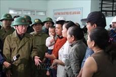 Bão số 9: Phó Thủ tướng Chính phủ Trịnh Đình Dũng yêu cầu di chuyển các tàu đang ở vùng nguy hiểm vào nơi an toàn