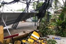 Quảng Nam: 53 người mất tích do sạt lở đất ở huyện Nam Trà My