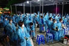 Dịch COVID-19: Thêm 4 người nhập cảnh mắc COVID-19, Việt Nam có 1177 bệnh nhân