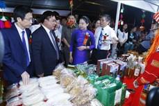 Khai mạc Hội chợ Thương mại - Du lịch Tuyên Quang năm 2020