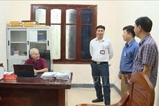 Hà Giang thực hiện quy chế văn hóa công sở, nâng cao chất lượng thực thi công vụ
