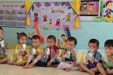 Cải thiện dinh dưỡng cho học sinh dân tộc thiểu số ở Phú Yên