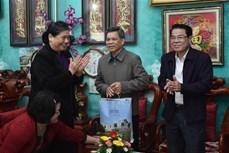 Phó Chủ tịch Thường trực Quốc hội thăm, tặng quà các gia đình chính sách tại Sơn La