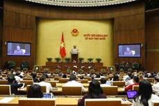Kỳ họp thứ 10, Quốc hội khóa XIV: Ngày thứ hai tiến hành chất vấn và trả lời chất vấn