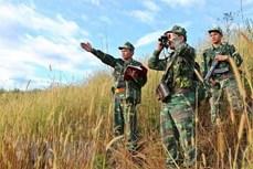 Bộ đội Biên phòng Đắk Nông tăng cường quản lý, bảo vệ biên giới quốc gia