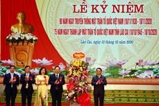 90 năm Ngày truyền thống MTTQ Việt Nam: Tưng bừng Ngày hội đại đoàn kết toàn dân tộc ở vùng cao Lào Cai