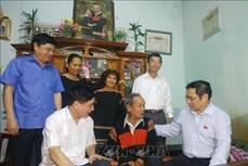 Trưởng Ban Tổ chức Trung ương Phạm Minh Chính thăm và làm việc tại Đắk Lắk
