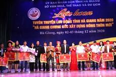 Hà Giang chung sức xây dựng nông thôn mới