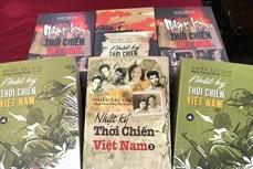 """Tổ chức Kỷ lục Việt Nam tôn vinh bộ sách """"Nhật ký thời chiến Việt Nam"""""""