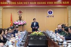 Bộ trưởng Nguyễn Thanh Long: Quyết liệt hơn trong phòng chống dịch COVID-19 để người dân đón Tết an lành
